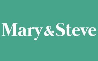 Mary and Steve logo
